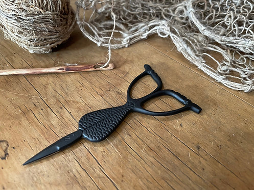 Mermaid scissors