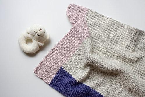 Linen - Baby blanket