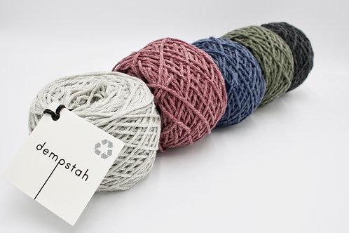 Dempstah- Recycled yarn