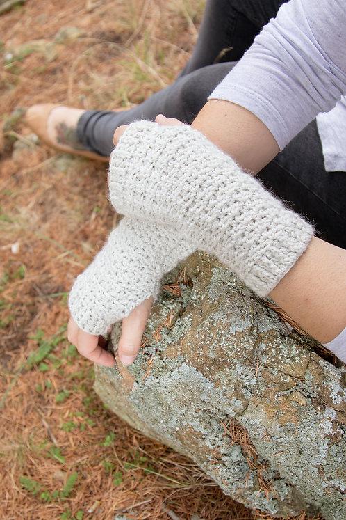 Star - Gloves crochet pattern