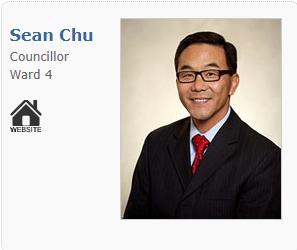 Sean Chu, Ward 4 Alderman