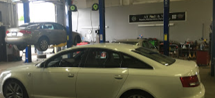 Repair Shop at All Audi & VW