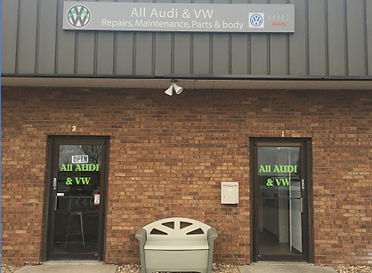 Entrance To All Aud & VW