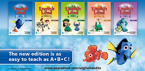 英語テキスト English Land