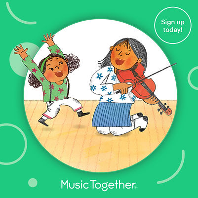 Music Together教材イメージ