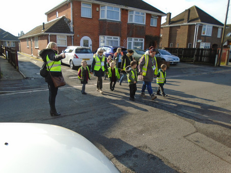 Road Safety Training - Year 1