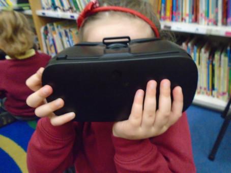 Virtual Reality at CIS !