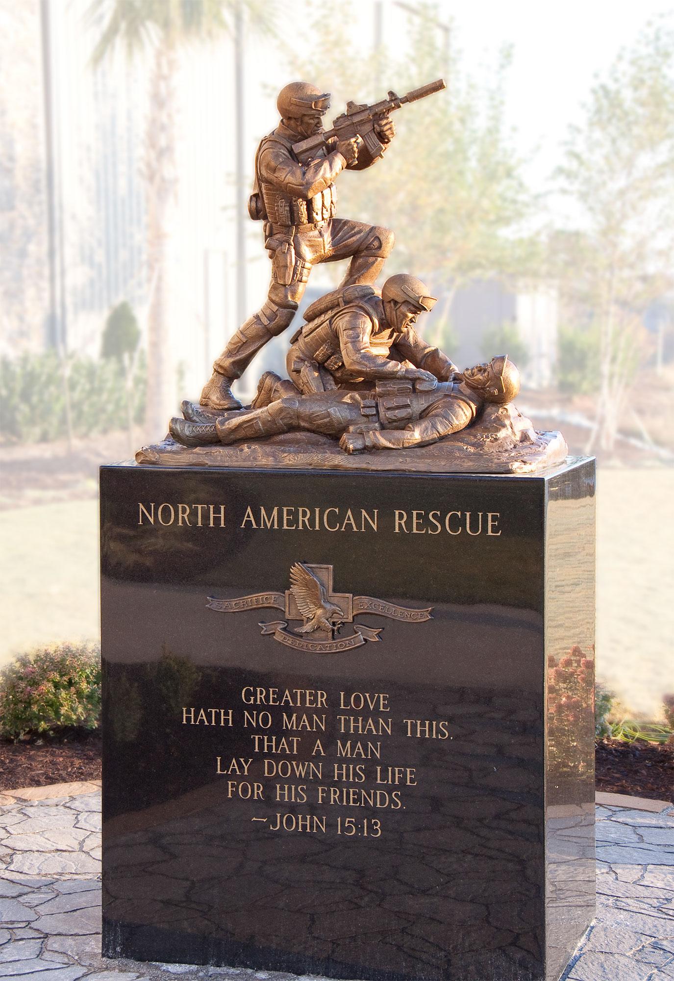 Spotlight: North American Rescue