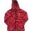 Thumbnail: Body Bag Hoodie Red (SOLD OUT )