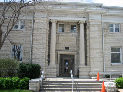 My First Carnegie Library