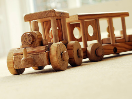 10 Reasons To Buy Wooden Toys For Your Kids