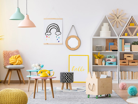 Tips For Creating A Fun Playroom In Your Home