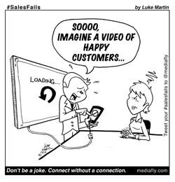 #SalesFails: Offline