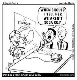 #SalesFails: Wrong Deck