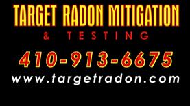 Target Radon Mitigation and Testing