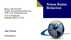 Nelson Radon Reduction Illinois