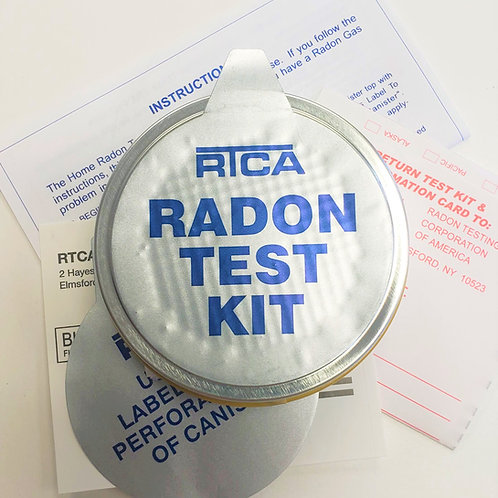 At Home Radon Test Kit
