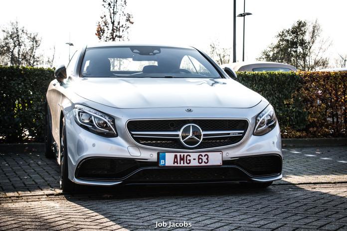 Mercedes-Benz S63 Coupé AMG