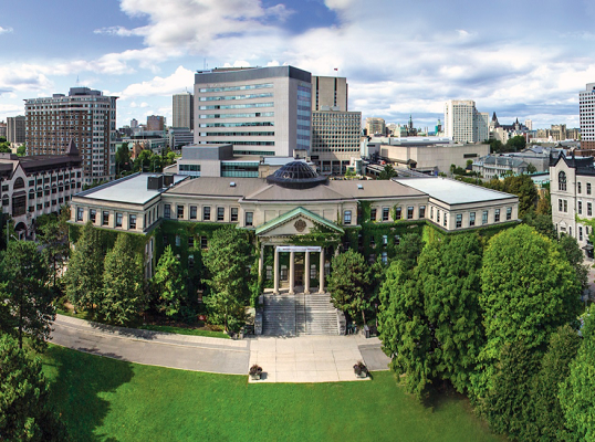 Computer Engineering (Co-op) at University of Ottawa