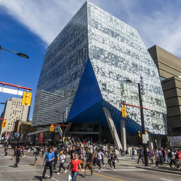 Creative Industries at University of Ryerson