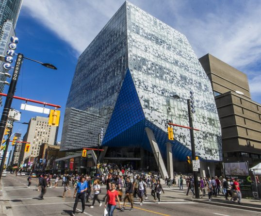 Master of Digital Media at Ryerson University