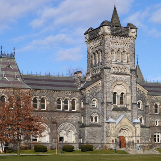 Chemical Engineering at University of Toronto (St. George)