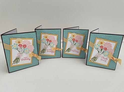 Beautiful Bouquet Cards2