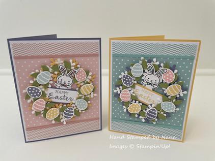 Arrange A Wreath Easter card 2