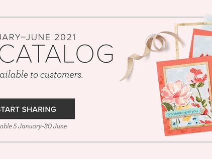 Miniカタログ商品販売&Sale-a-bration開始