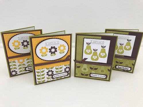 Cheep Talk Cards