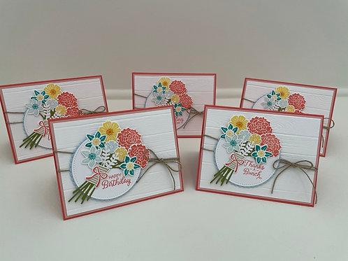 Beautiful Bouquet Cards1
