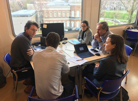 Data science in a day hackathon a great succes!