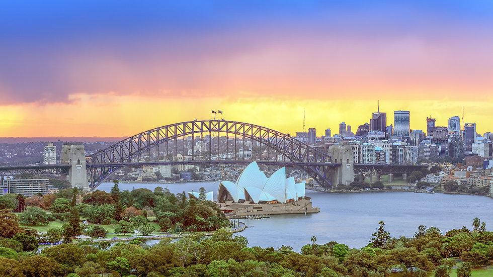 Sydney Glow