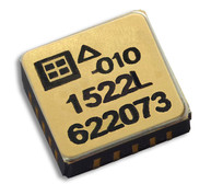 New Model 1522 Series Enhanced Temperature Performance, MEMS Analog Surface Mount Accelerometers