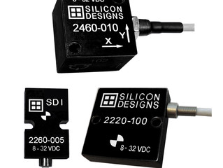 Silicon Designs Offers MEMS Capacitive Accelerometer Samples to U.S. Industrial Customers via Amazon