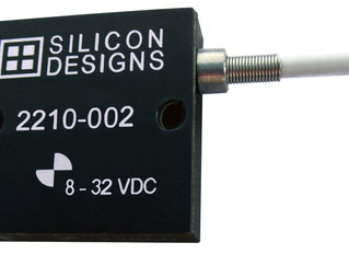 Silicon Designs Announces Triaxial Measurement Capabilities for MEMS Capacitive Accelerometers