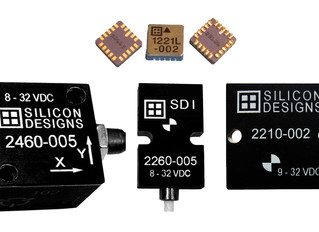 Expanded MEMS Capacitive Accelerometer Module and Chip Offerings for Automotive Testing