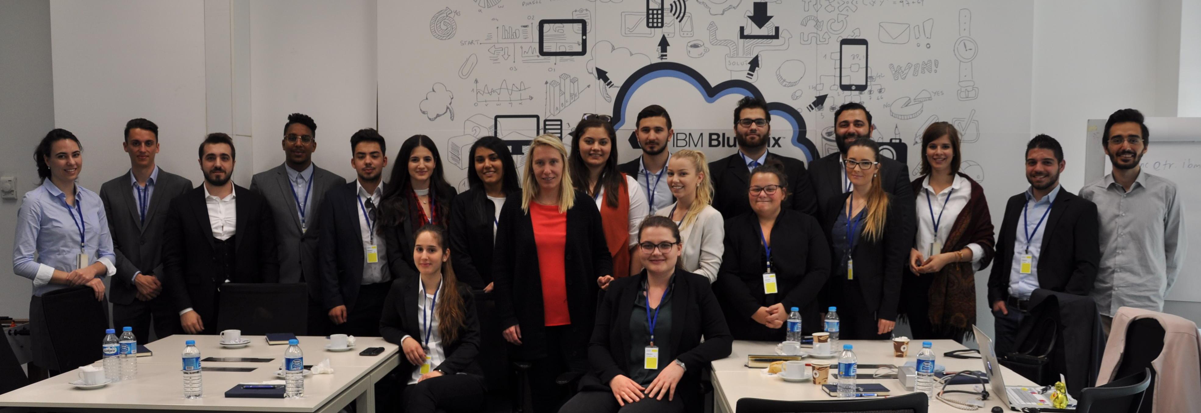 IBM HQ Istanbul