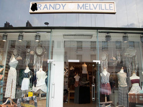 Brandy Melville Drops the B, Now Selling Exclusively to Men