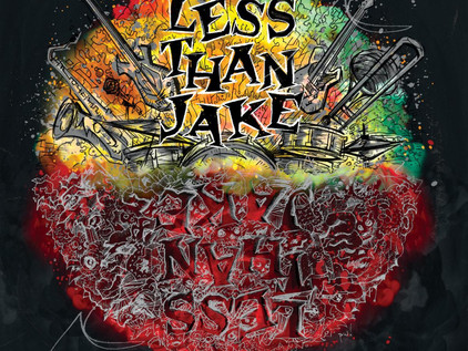 "LESS THAN JAKE ""Silver Linings"" ALBUM REVIEW"
