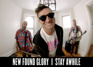 "NEW FOUND GLORY - ""STAY AWHILE"" SINGLE REVIEW"