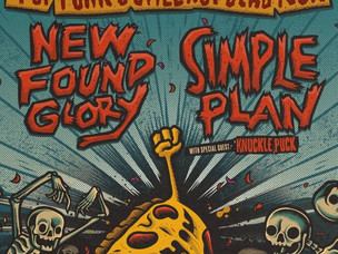 NEW FOUND GLORY and SIMPLE PLAN announce co-headlining tour!