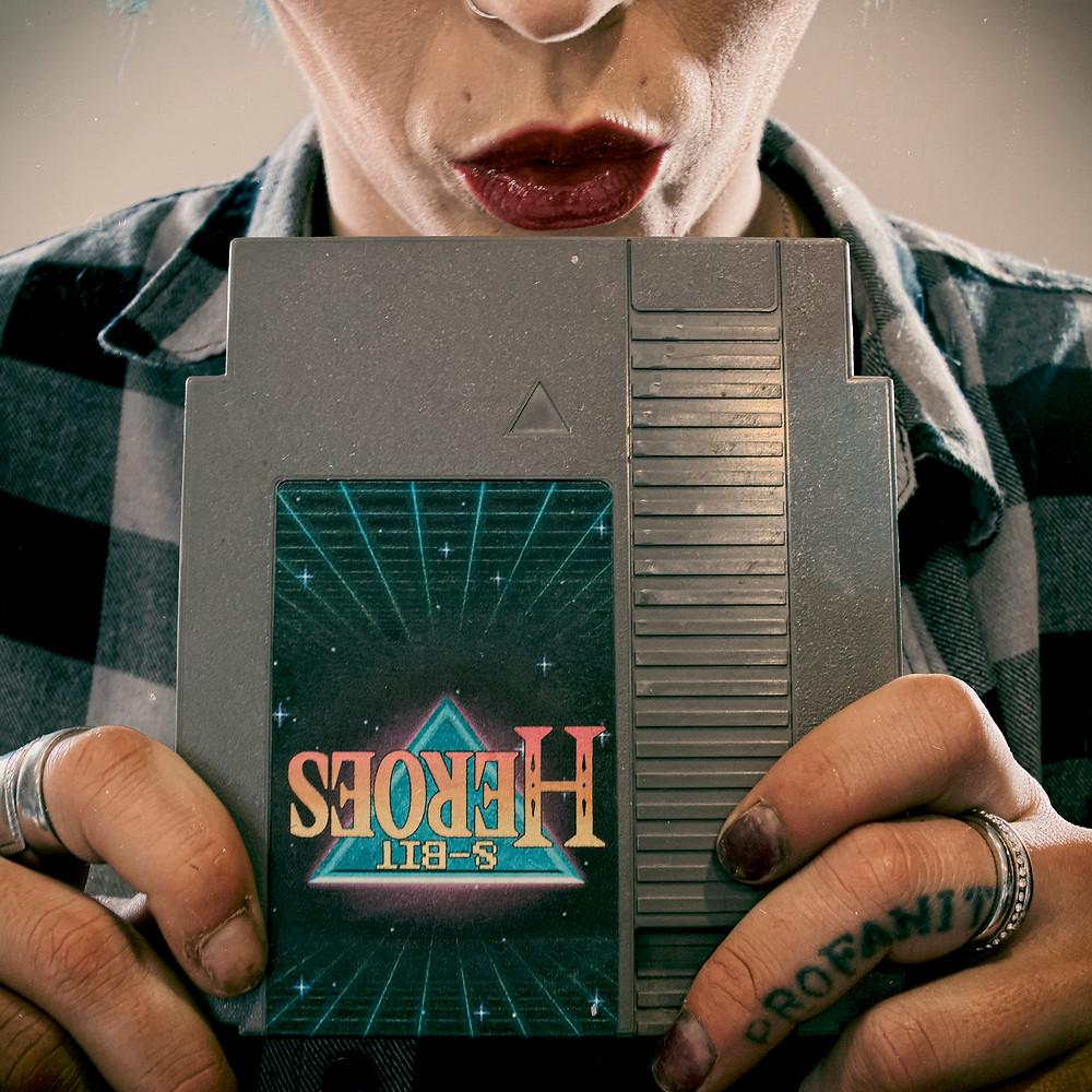 8-bit heroes album