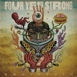 """FOUR YEAR STRONG """"Brain Pain"""" ALBUM REVIEW"""