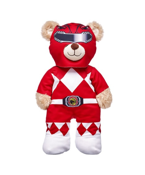Red Ranger Build-A-Bear
