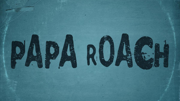 """PAPA ROACH drop lyric video for """"Born For Greatness"""""""