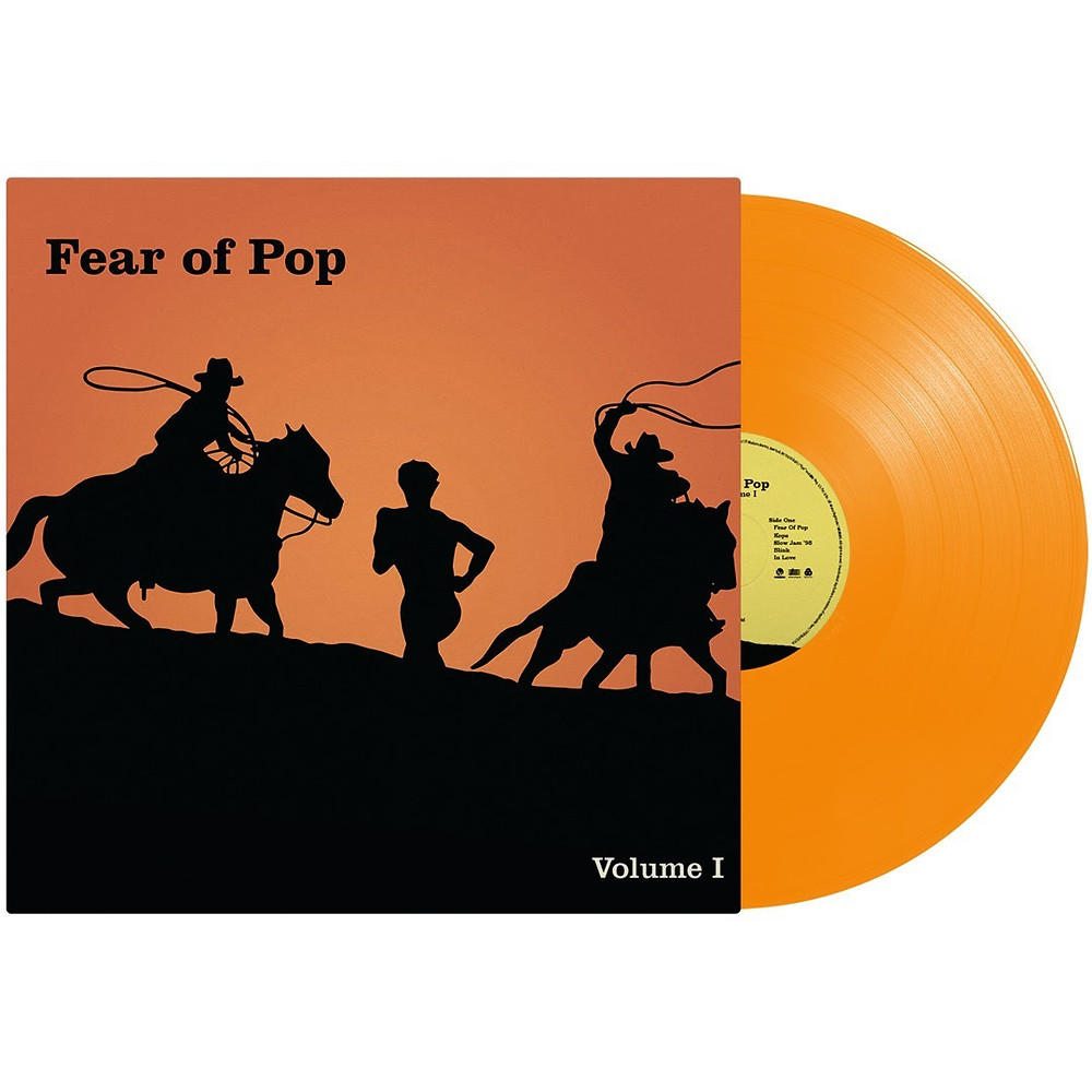 fear of pop vinyl