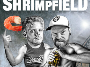 SHRIMPFIELD - Easycore Cover Duo ALBUM REVIEW