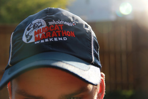 Whole Health Mudcat Marathon Weekend running cap