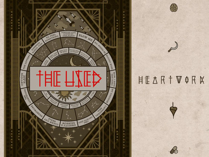 THE USED Announce Deluxe Edition of HEARTWORK! On Tour Now!
